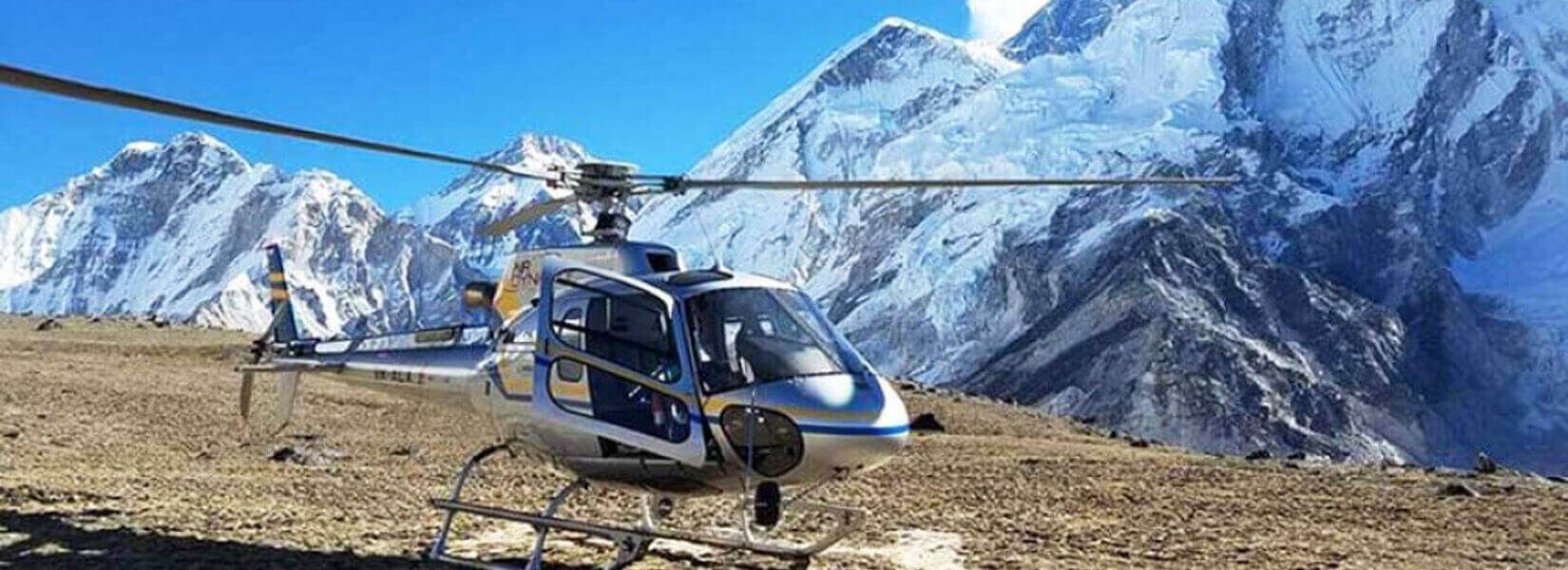 Everest base camp heli tour